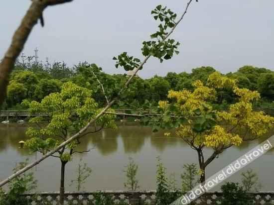 外观 Xishui Sanmeng Ecological Farm Hotel Shanghai