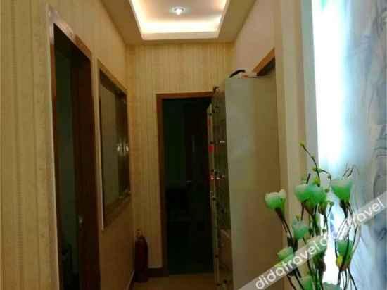 公共区域 Nanjing TROJAN SPACE apartment