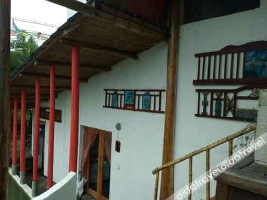 公共区域 Feiwen Wild Luxury Hotel (Lin'an Tianmu Mountain)