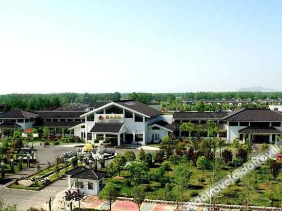 外观 Good Fortune Hot Spring Hotel