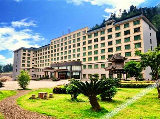 外观 Mangshan Tianyuan Hotel