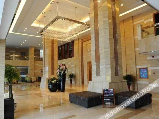 公共区域 Zhong Rui Tian Xi Hotel