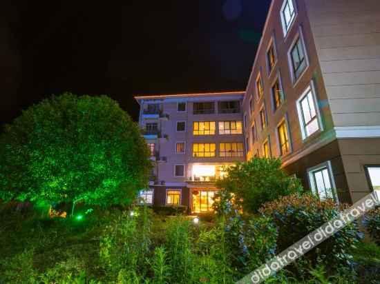 外观 Yijie Holiday Chain Hotel (Lin'an Xiangshuiya)