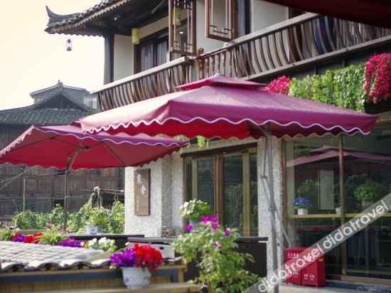 外观 Xijiang Luanxi My Humble House Garden Hotel