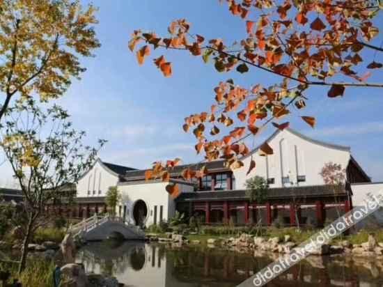 外观 Donghai Hot Spring Hotel