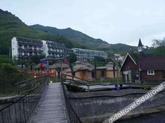 外观 Hezhuang Leisure Hostel
