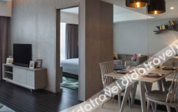 Fraser Place Setiabudi Jakarta Jakarta - Apartemen Premier Satu Kamar Tidur