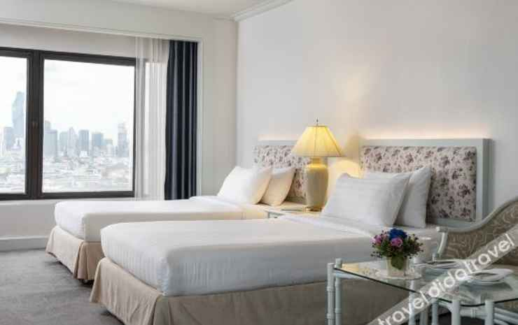 Grand China Hotel Bangkok - Deluxe Room with River View