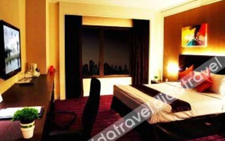 Grand China Hotel Bangkok - Deluxe Room with City View