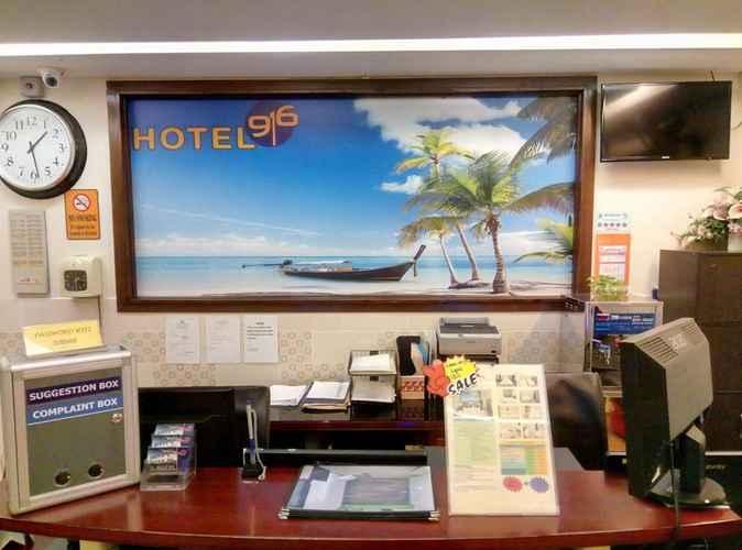 LOBBY Hotel 916