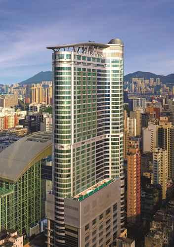 EXTERIOR_BUILDING Cordis, Hong Kong