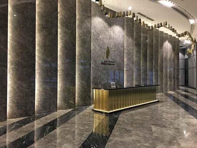 LOBBY KL Gateway Premium Residences