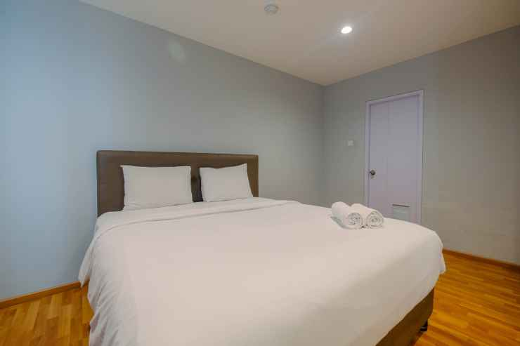 BEDROOM Beautiful 2BR at Pasar Baru Mansion Apartment By Travelio