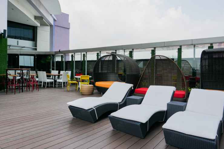 COMMON_SPACE Beautiful 2BR at Pasar Baru Mansion Apartment By Travelio