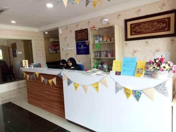 LOBBY Hotel Mutiara KGMMB