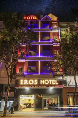 EXTERIOR_BUILDING Eros Hotel Saigon