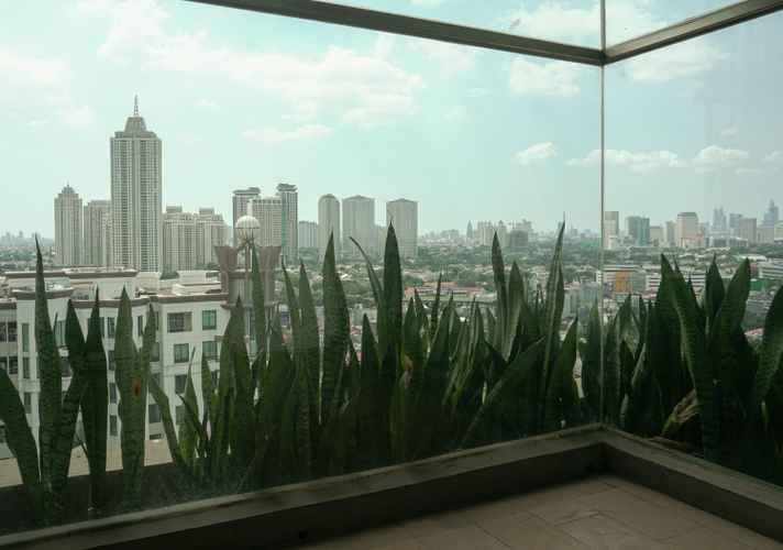 COMMON_SPACE Modern Apartment 2BR at 1 Residence Park with Maid Room By Travelio