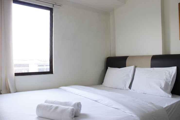BEDROOM Gorgeous 2BR Gateway Ahmad Yani Apartment By Travelio