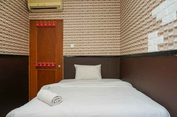 BEDROOM Best Value 2BR Apartment at Mediterania Gajah Mada By Travelio