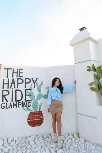 COMMON_SPACE The Happy Ride Glamping