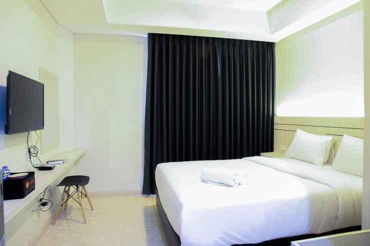 BEDROOM New Studio at Gold Coast Apartment By Travelio