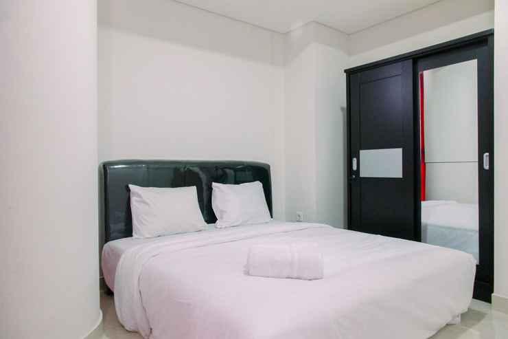 BEDROOM 2BR Wonderful at Gold Coast Apartment Pantai Indah Kapuk By Travelio