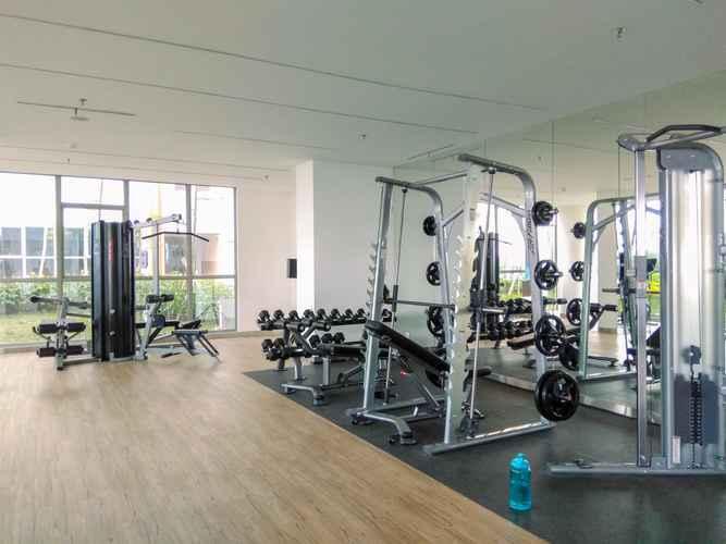 SPORT_FACILITY 2BR Wonderful at Gold Coast Apartment Pantai Indah Kapuk By Travelio
