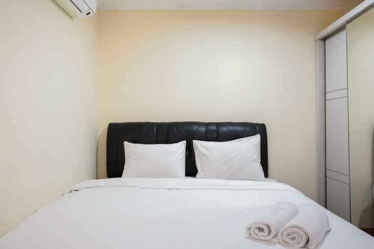 BEDROOM Comfy 1BR Apartment at Green Central City By Travelio