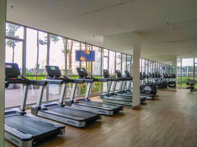 SPORT_FACILITY Studio New Furnished Sea View @ Gold Coast Apartment By Travelio