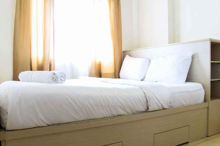 BEDROOM 2BR Modern Apartment Puri Park View for 4 Pax By Travelio