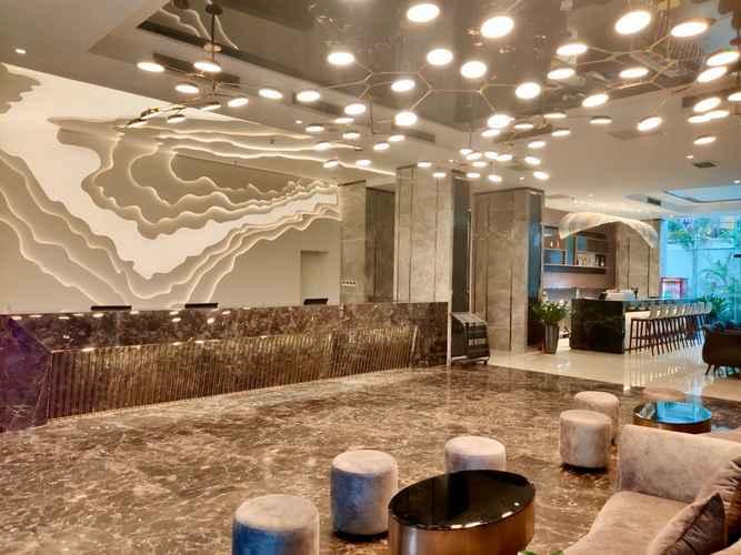 LOBBY Khách sạn Mường Thanh Luxury Sài Gòn
