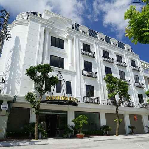 EXTERIOR_BUILDING Hoang Gia II Hotel