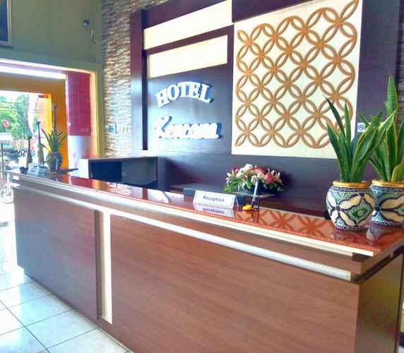 LOBBY Hotel Kencana Rembang