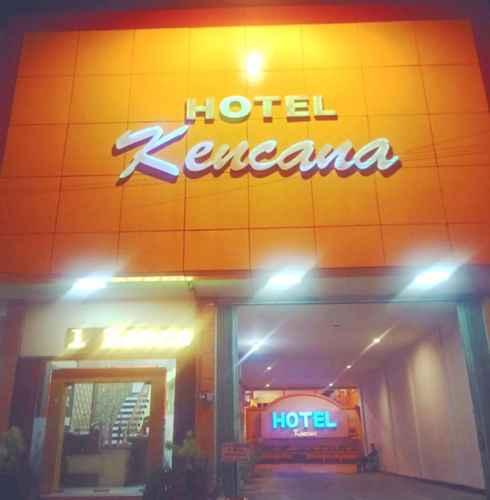EXTERIOR_BUILDING Hotel Kencana Rembang