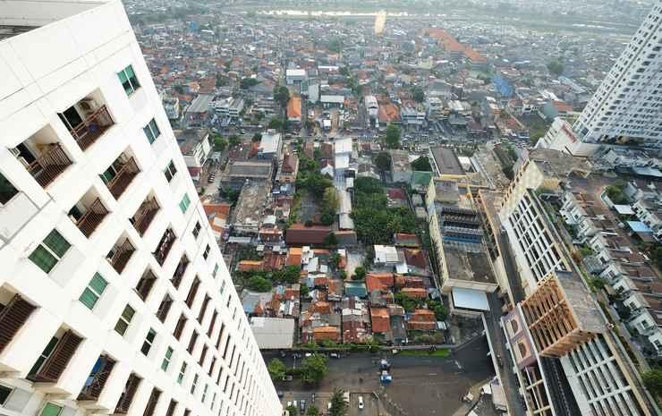 Nice Studio Apartment @ Thamrin Executive Residence near Mall Grand Indonesia By Travelio Jakarta -