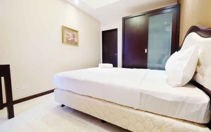 Relax Bellagio Apartment 2BR near Kuningan City By Travelio Jakarta - 2 Bedroom