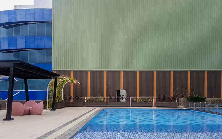 Spacious and Homey 2BR Bandara City Apartment near Soekarno Hatta By Travelio Jakarta -