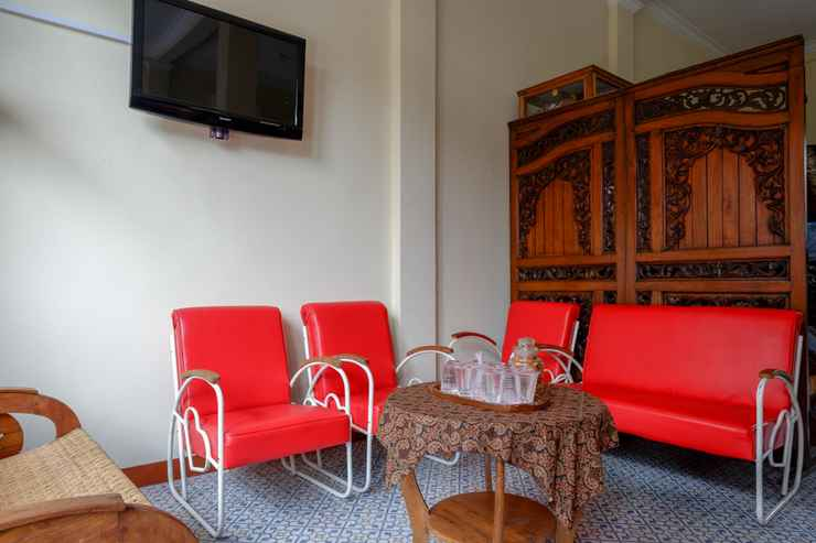 LOBBY Oemahku Guest House Syariah