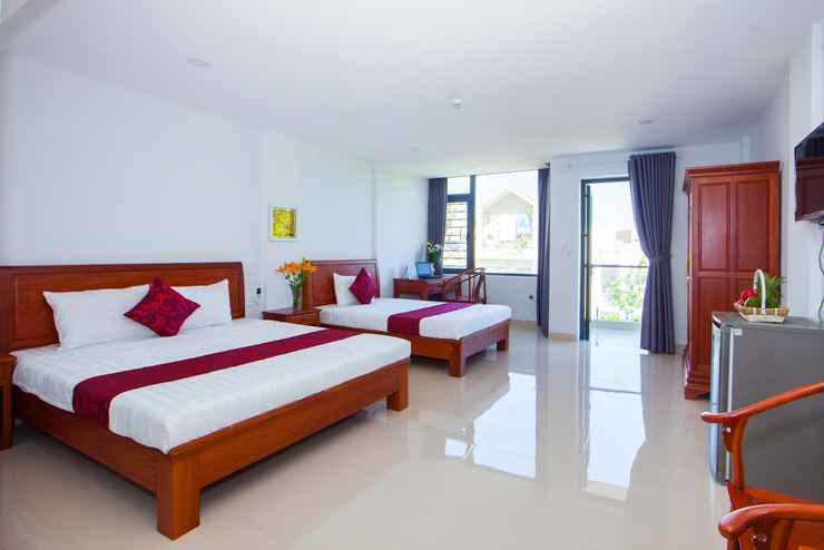 BEDROOM Tuan Cong Serviced Apartment