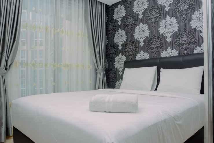 BEDROOM Best Price & Cozy Studio at Gold Coast Apartment By Travelio
