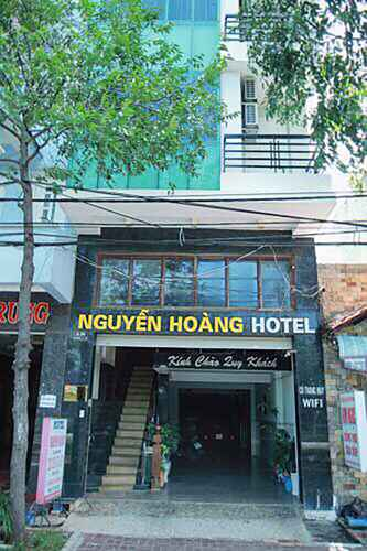 EXTERIOR_BUILDING Nguyen Hoang Hotel - Vung Tau