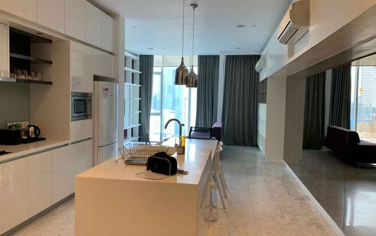 PLATINUM SERVICE Suites At The Face Kuala Lumpur - Family Apartment, 2-Bedrooms