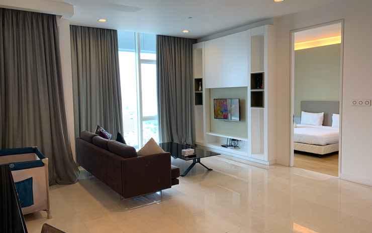 PLATINUM SERVICE Suites At The Face Kuala Lumpur - Executive Apartment, 2-Bedrooms