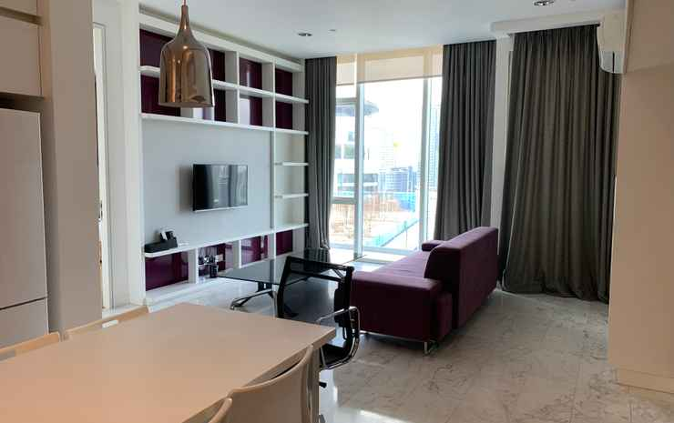 PLATINUM SERVICE Suites At The Face Kuala Lumpur - Deluxe Apartment, 3 Bedrooms
