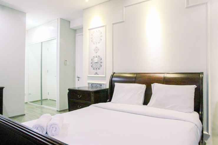 BEDROOM Private Lift 3BR Apartment at 1 Park Residences By Travelio