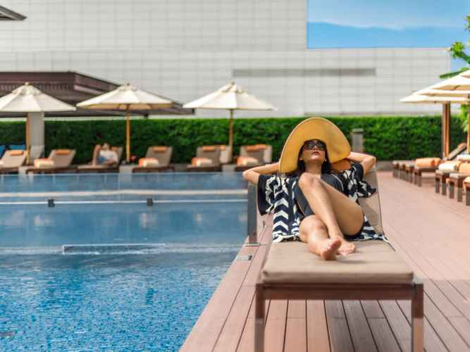 SWIMMING_POOL โรงแรมพูลแมน คิงพาวเวอร์