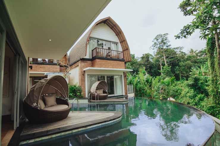 Tanamas Villas Ubud In Ubud Gianyar Bali