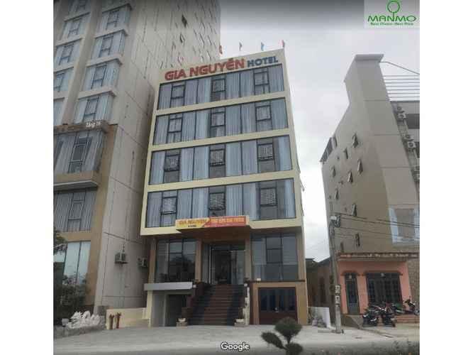 LOBBY Gia Nguyen Hotel Dong Hoi