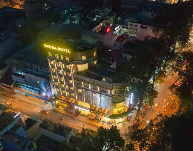 EXTERIOR_BUILDING Golda Hotel
