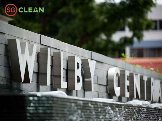 EXTERIOR_BUILDING Wilby Central Serviced Apartments